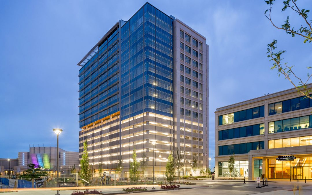 JE Dunn Moves into New Tower at Colorado Center