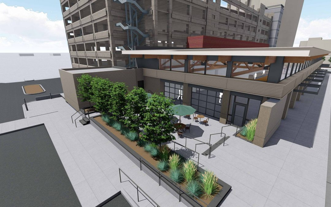 12,000 SQFT Food Hall at Colorado Center Announces Food Concepts